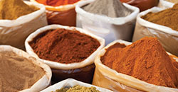 Application: A survey of the incidence & level of aflatoxin contamination in a range of imported spice preparations on the Irish retail market